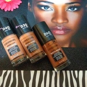 3 Fabulous Covergirl Trublend Liquid Foundation!